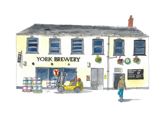 ‪York Brewery‬