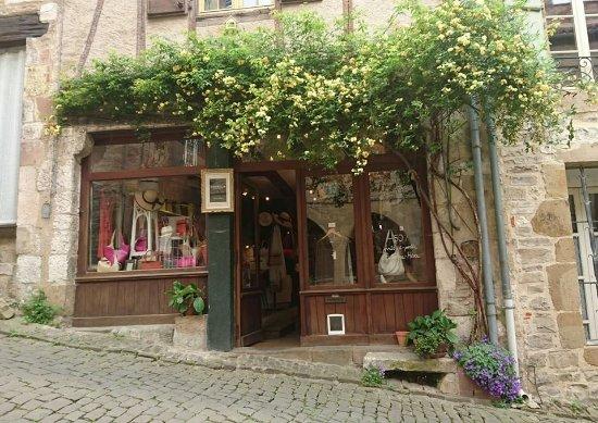 Boutique AMARYLIS, Cordes-sur-Ciel