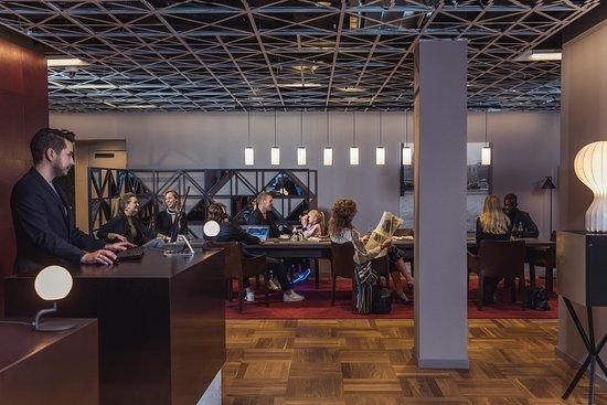 Radisson Blu Strand Hotel, Stockholm: Lobby