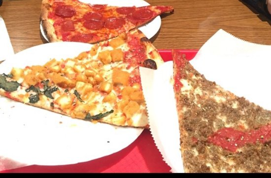 Photo of Italian Restaurant NY Pizza_Supreme at 413 8th Ave, New York, NY 10001, United States