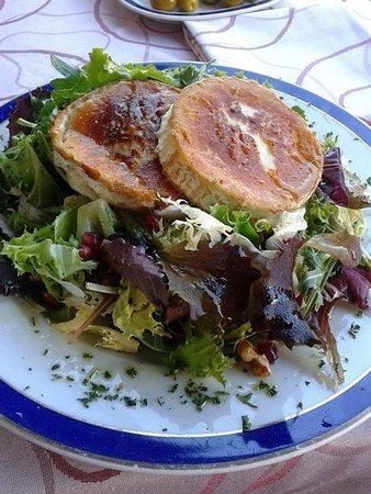 Taberna Real: Königlicher Salat im königlichen Restaurant