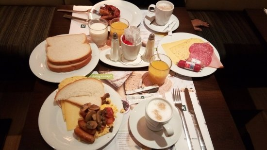 Hampshire Hotel - Eden Amsterdam: Desayuno