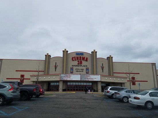Sterling Heights, MI: the cinema