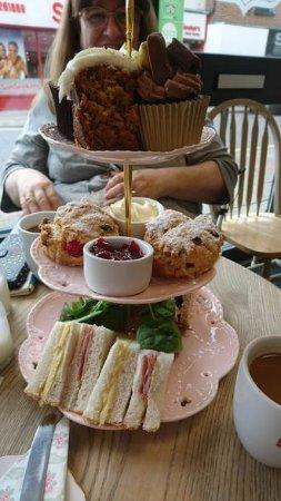 Sweet Little Things : Afternoon tea
