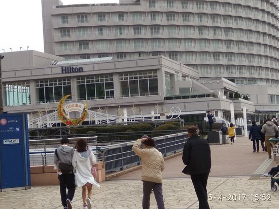 Hilton Tokyo Odaiba: IMG_20170405_155243_large.jpg