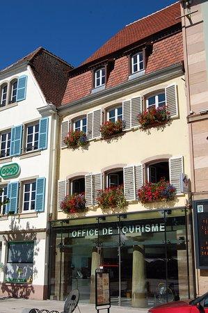 Office de Tourisme Région Molsheim-Mutzig : L'Office de Tourisme de la Région Molsheim-Mutzig