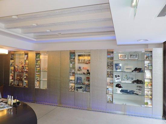 Office de Tourisme Région Molsheim-Mutzig : Boutique de l'Office de Tourisme de la Région Molsheim-Mutzig