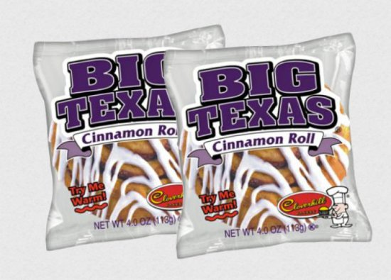 Rockdale, TX: Free Hot Breakfast every morning includes cinnamon rolls
