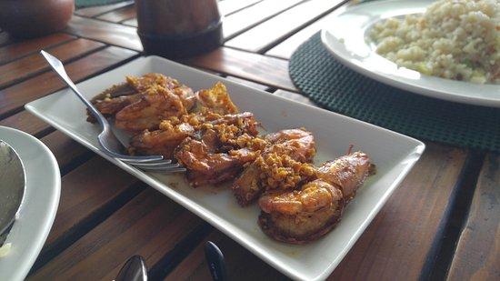 Cordova, Filippinerne: Shrimp