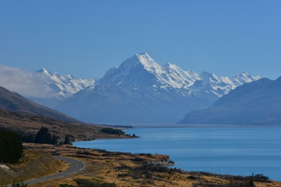 Lake Pukaki Peter S Lookout