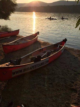 Budapest Canoe