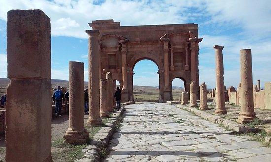 Batna, Algeria: Timgad1