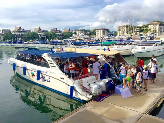 Boat Picture Of My Phuket Holiday Thalang District