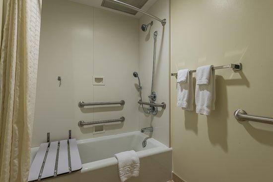 Ada Bathroom Picture Of Ihg Army Hotel On Ft Lee Fort Lee