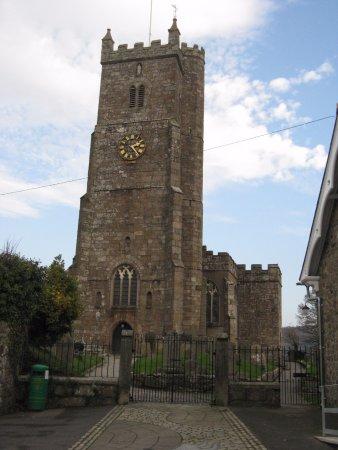 St Andrew's Church: St Andrews Parish Church Moretonhampstead