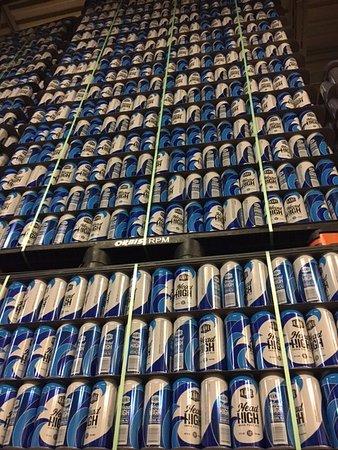 Ocean, NJ: Wall of Beer!