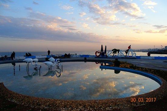Mersin (Icel), Turki: Mersin