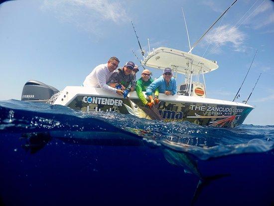 The Zancudo Lodge: Catching Marlin