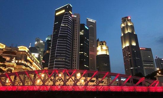Singapore River Cruise: Singapore Cruise