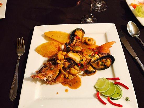 Puntarenas: Great seafood!