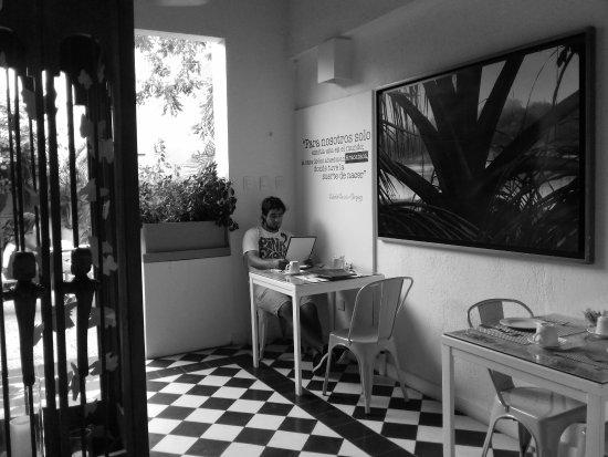 La Casa del Farol Hotel Boutique: hermoso lugar