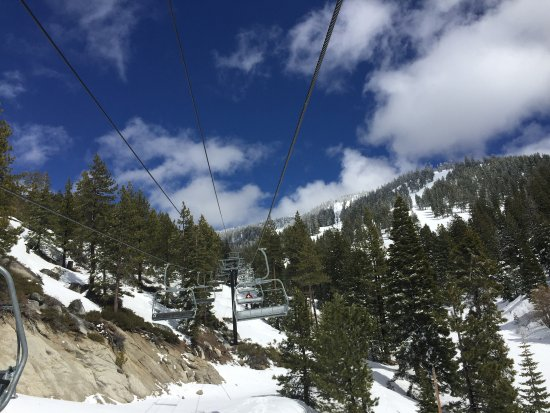 Harrah's Lake Tahoe: 實景實地拍攝
