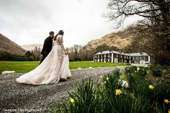 Delphi Lodge Country House: Mid March Wedding at Delphi Lodge