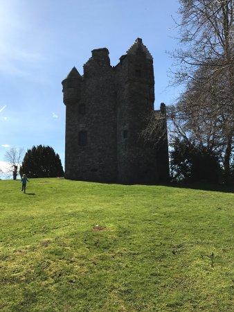 Elcho Castle: photo1.jpg