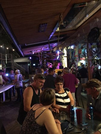 Clear Lake's Tiki Bar (open Mothers Day to Labor Day only)
