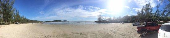 Praia do Rosa: Praia do Ouvidor