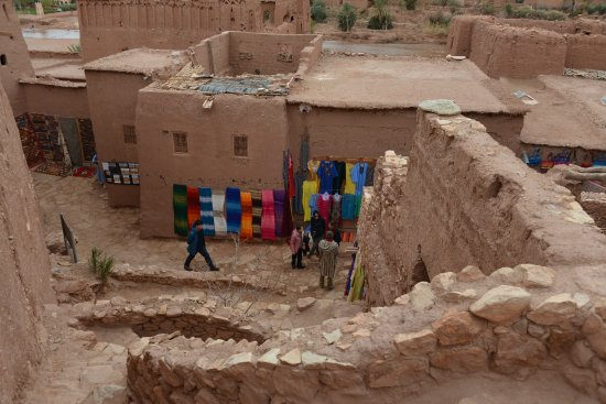 El Kelaa, Марокко: Otra vista superior