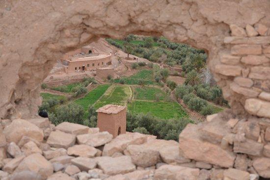 El Kelaa, Marruecos: Vista desde la cima