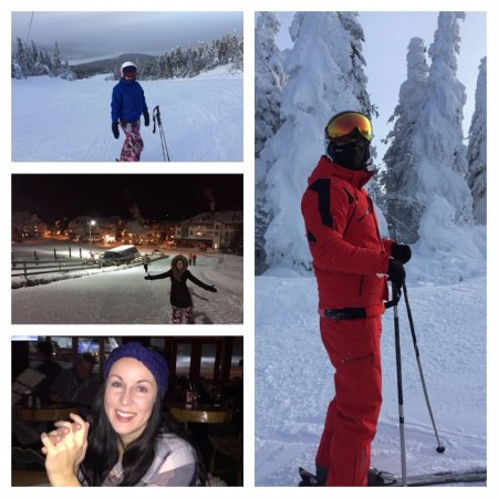 Le Westin Resort & Spa: On the Slopes