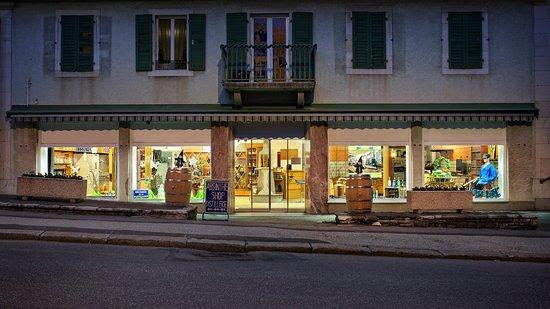 Distillery d'Absinthe Artemisia-Bugnon