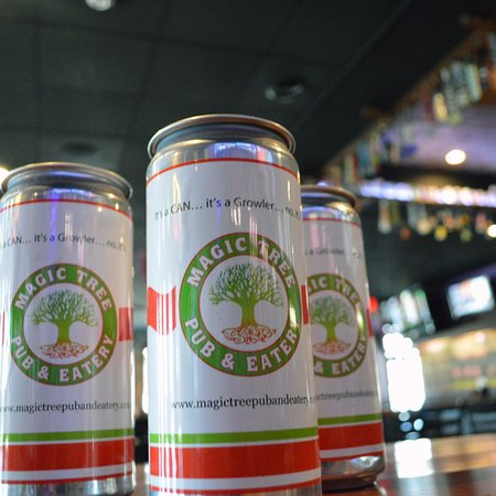 Boardman, OH: Like a beer we have on tap? Take it home in a crowler!