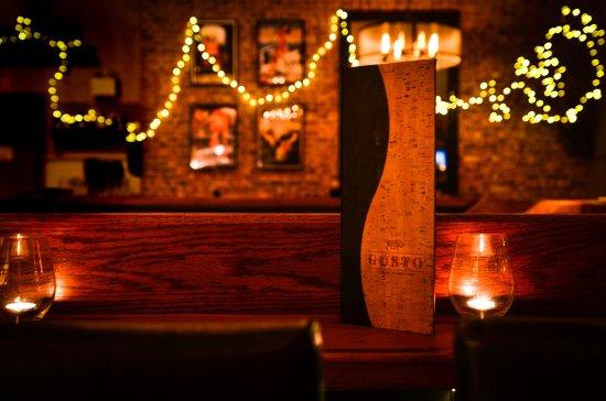 Gusto Italian Grill & Bar: Wine menu