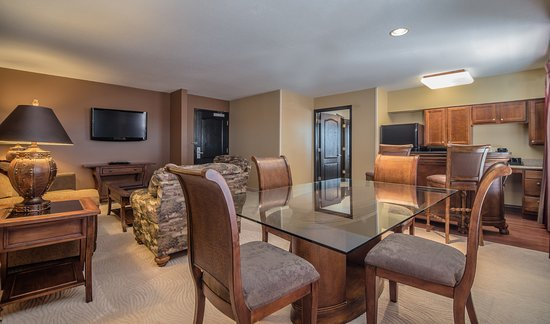 Interior - Picture of Homewood Suites by Hilton @ The Waterfront, Wichita - Tripadvisor