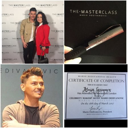 'The Looking Glass' Rathmullan, has completed 'The•Masterclass London' hosted by Celebrity Makeu