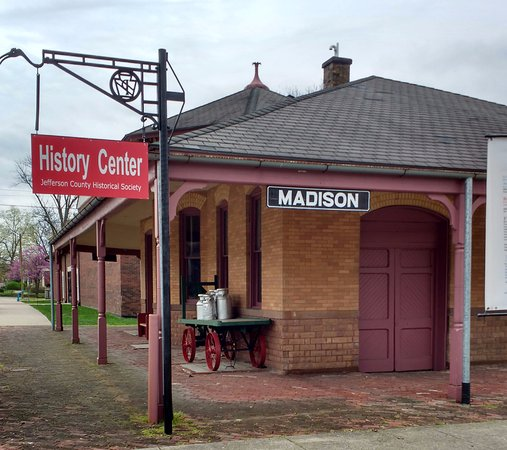 Madison 1895 Train Station and Museum