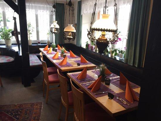 Schopfheim, Allemagne : Restaurant