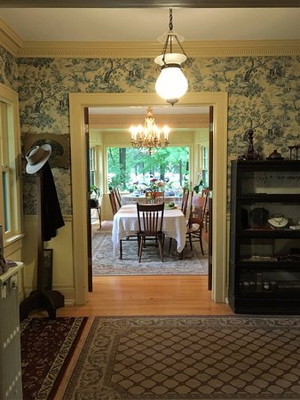 Deerwood, MN: Breakfast Room
