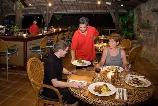 Atlantis Dive Resort Puerto Galera : Toko's Restaurant