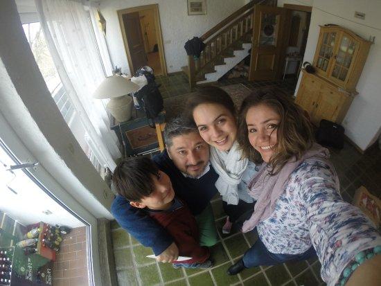 Nuestra casa en Eching