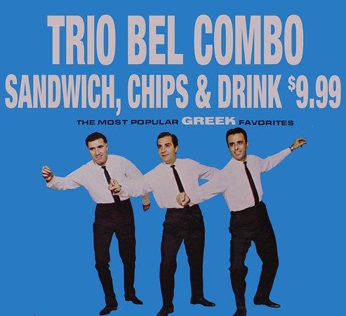 Hamden, CT: Trio Bel Combo