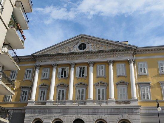 Palazzo Vivante di Trieste