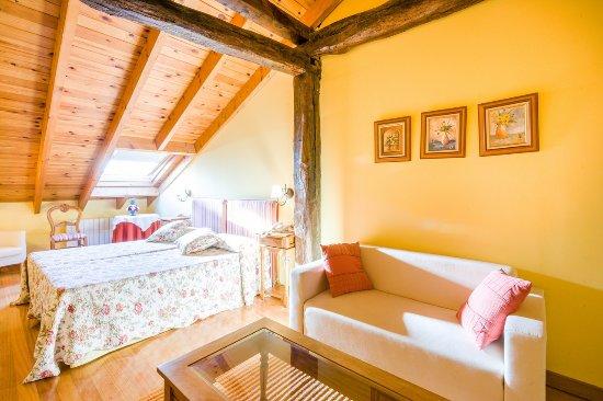 Los Corrales de Buelna, Spain: Habitacion Doble