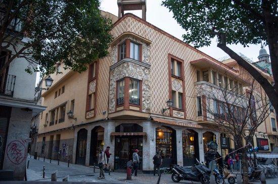 El Pavon Teatro Kamikaze