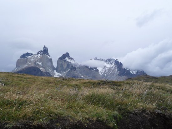 Las Torres Patagonia: seen during a guided trip