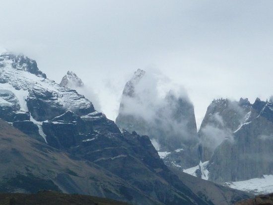 Las Torres Patagonia: seen during another guided trip