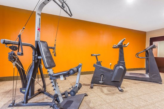 Comfort Inn & Suites: Get fit and stay active in our fitness center.